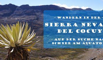 Sierra Nevada del Cocuy - Titelbild