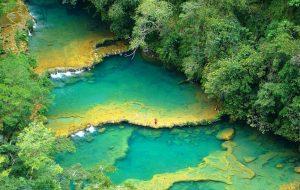 Semuc Champey – Höhlenabenteuer in Guatemala