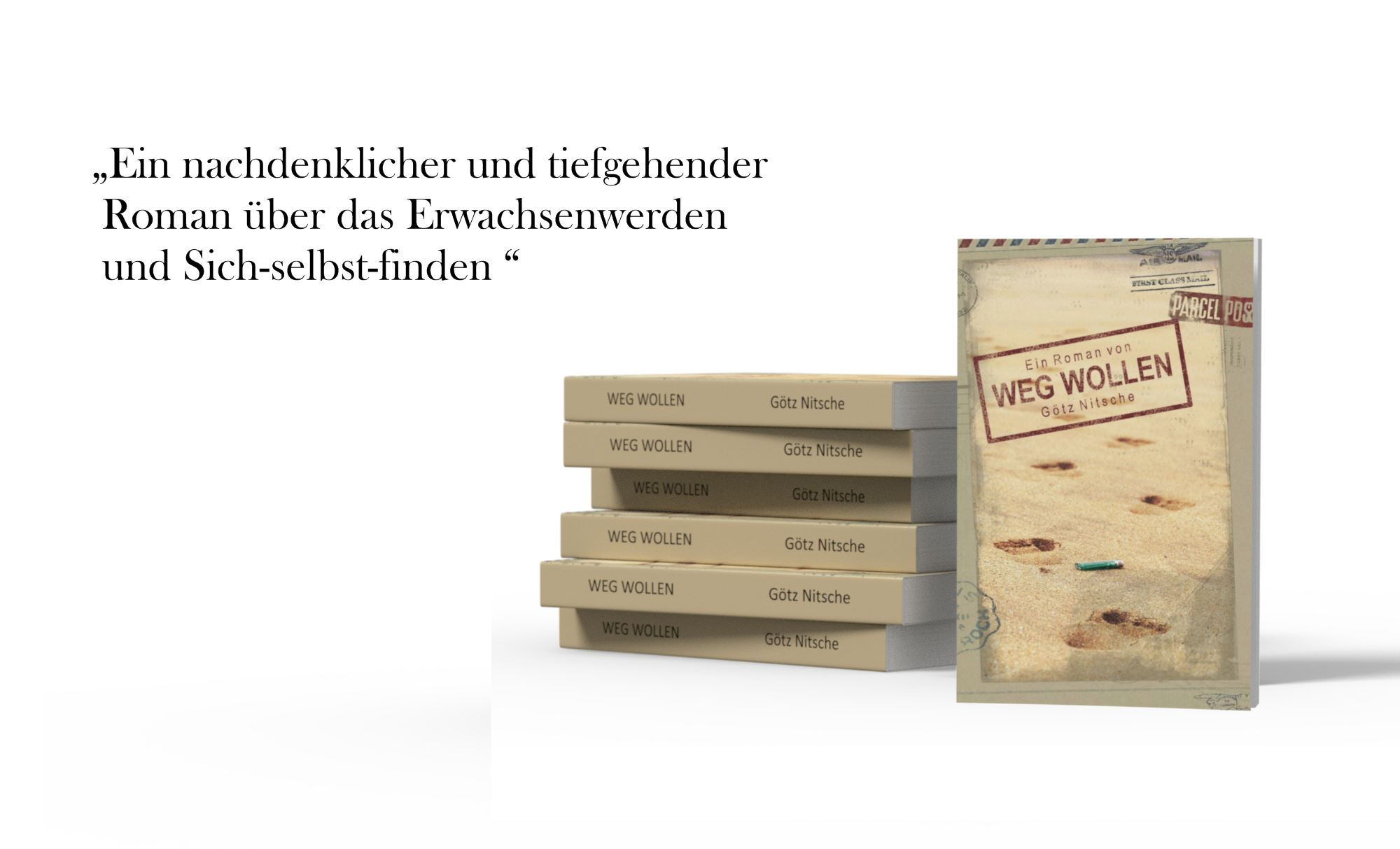 """Leserunde auf lovelybooks.de - Rezensionen zu """"Weg Wollen"""""""
