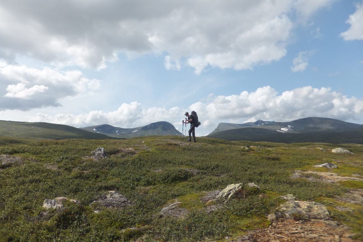 Wandern in Schweden - Der Südliche Kungsleden - Teil 1: Storlien bis Fjällnäs