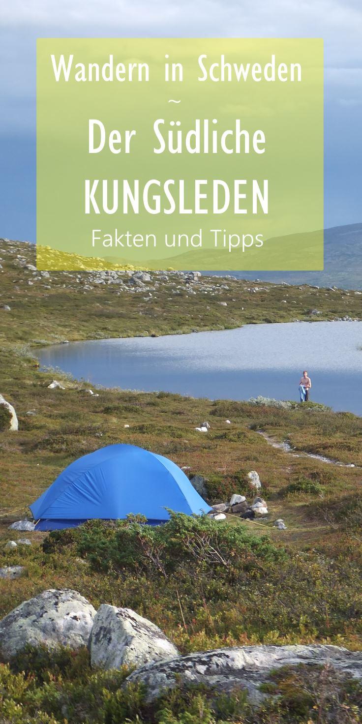 Alle Tipps die du zum Wandern in Schweden brauchst!