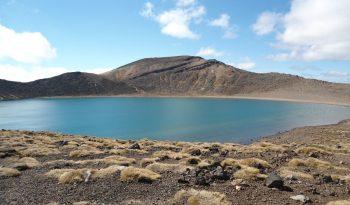 Neuseeland-Tongagiro-Blauer-See