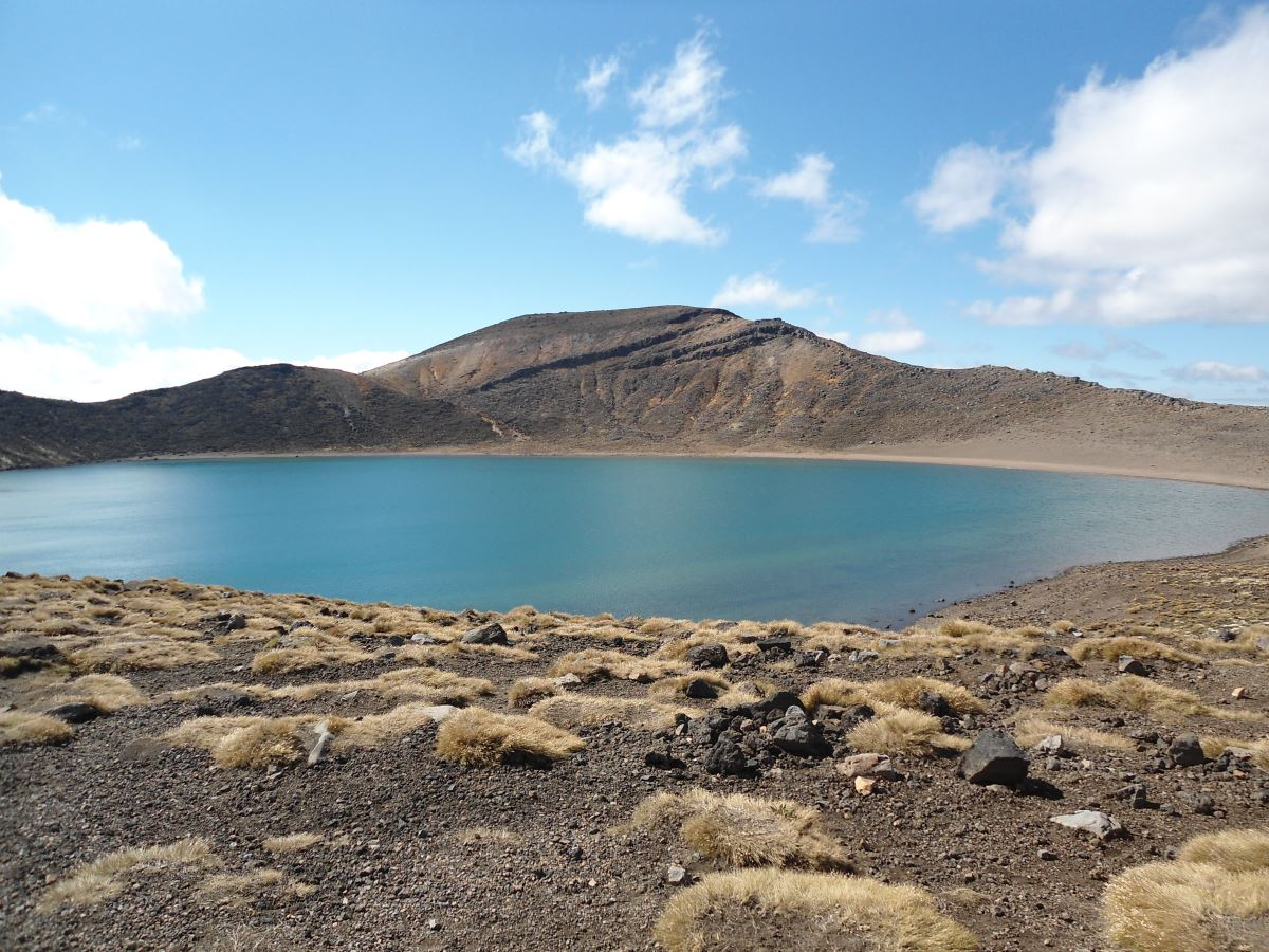 Wandern in Neuseeland - Der Tongariro Crossing