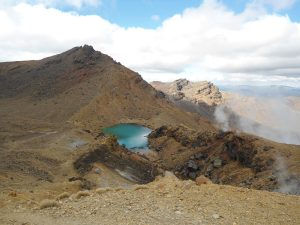 Neuseeland-Tongagiro-Emerald-Lake