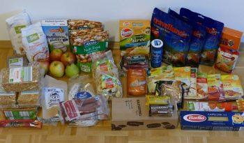 Nahrung-Ernährung-Essen-Fernwandern