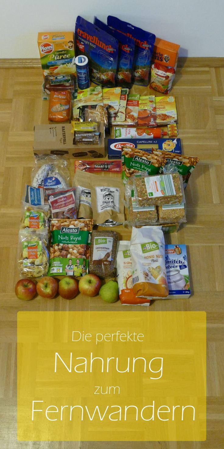 Nahrung-Ernährung-Essen-Fernwandern-Pinterest