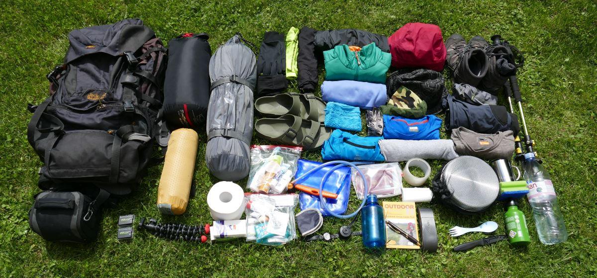 Packliste-Wandern-Mehrtagestour
