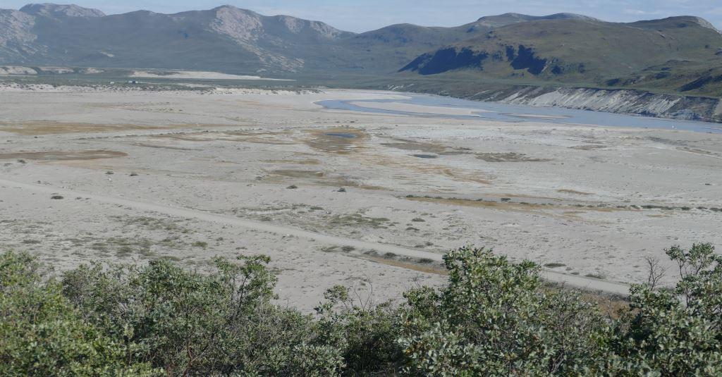 Grönland-Kangerlussuaq-Golfplatz