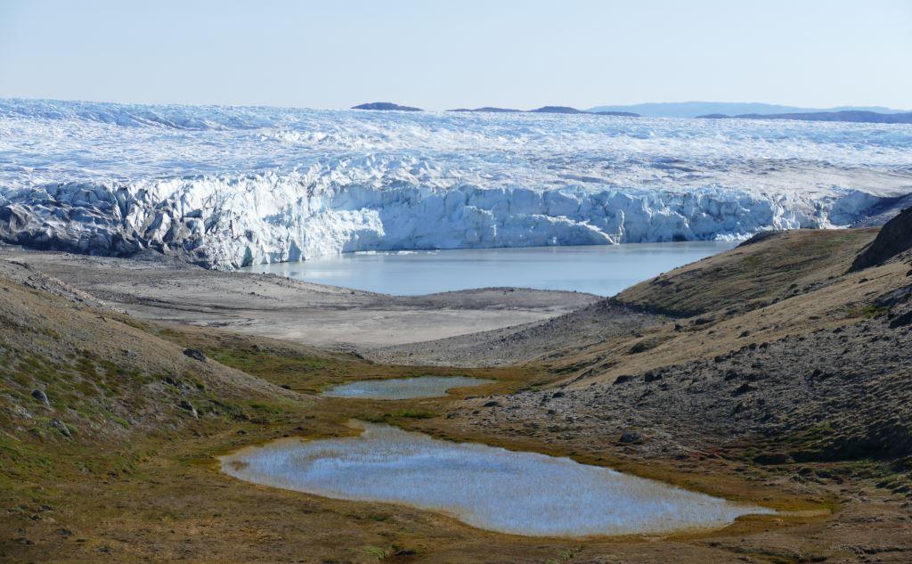 Grönland-Kangerlussuaq-Russel