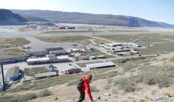 Grönland-Kangerlussuaq-Titel