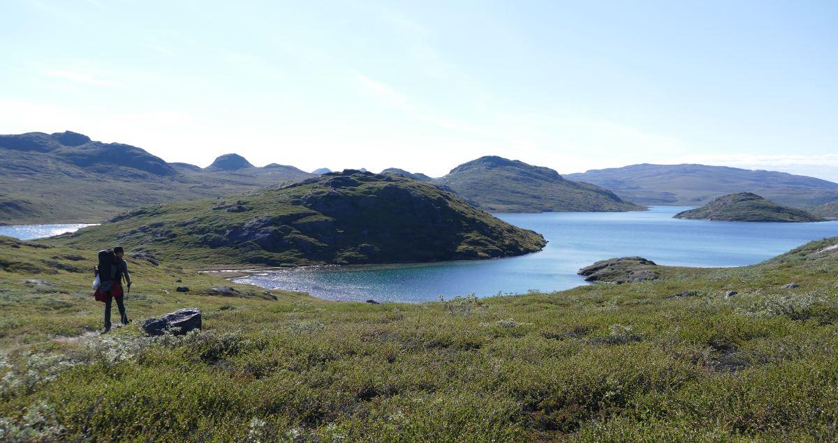 Wandern in Grönland - Der Arctic Circle Trail - Tagebuch, Teil 1