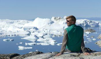 Grönland-Eisfjord-Porträt