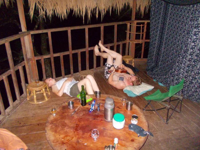 Laos-Gibbon-Experience-Nacht-Blitz