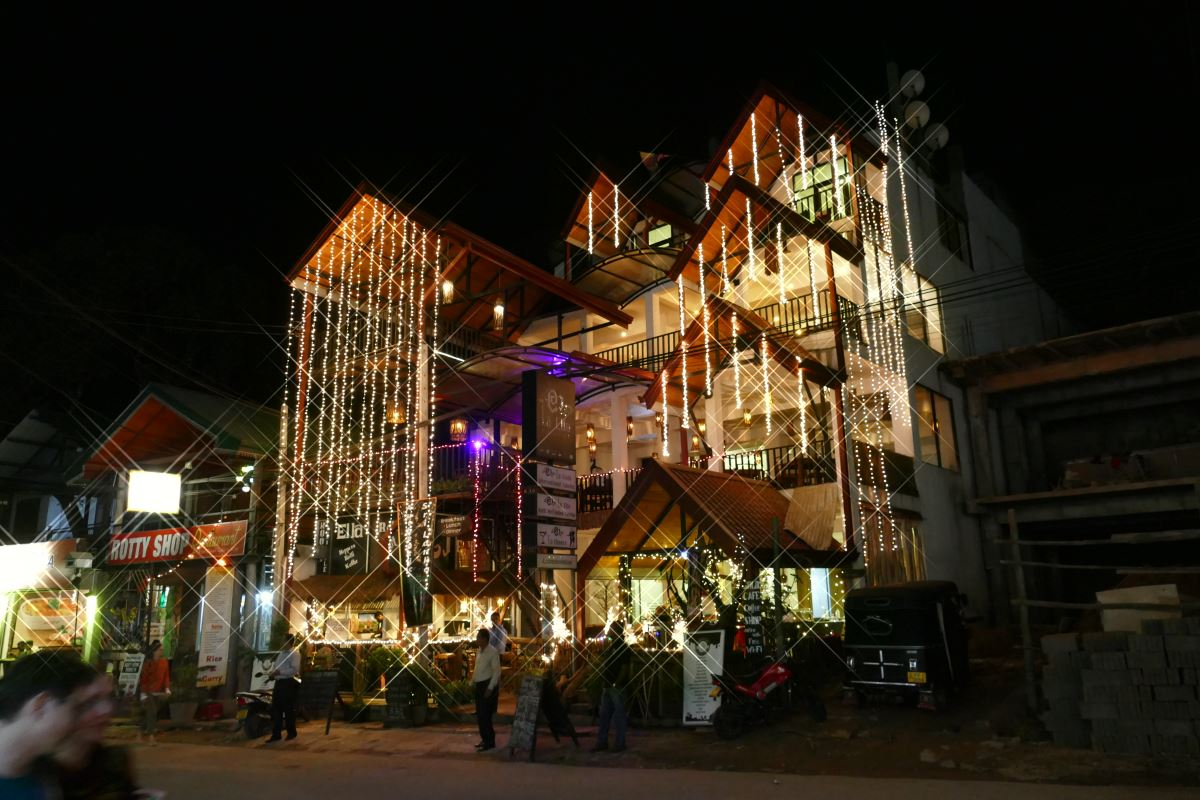 Sri Lanka-Adventskalenter-Lichterketten