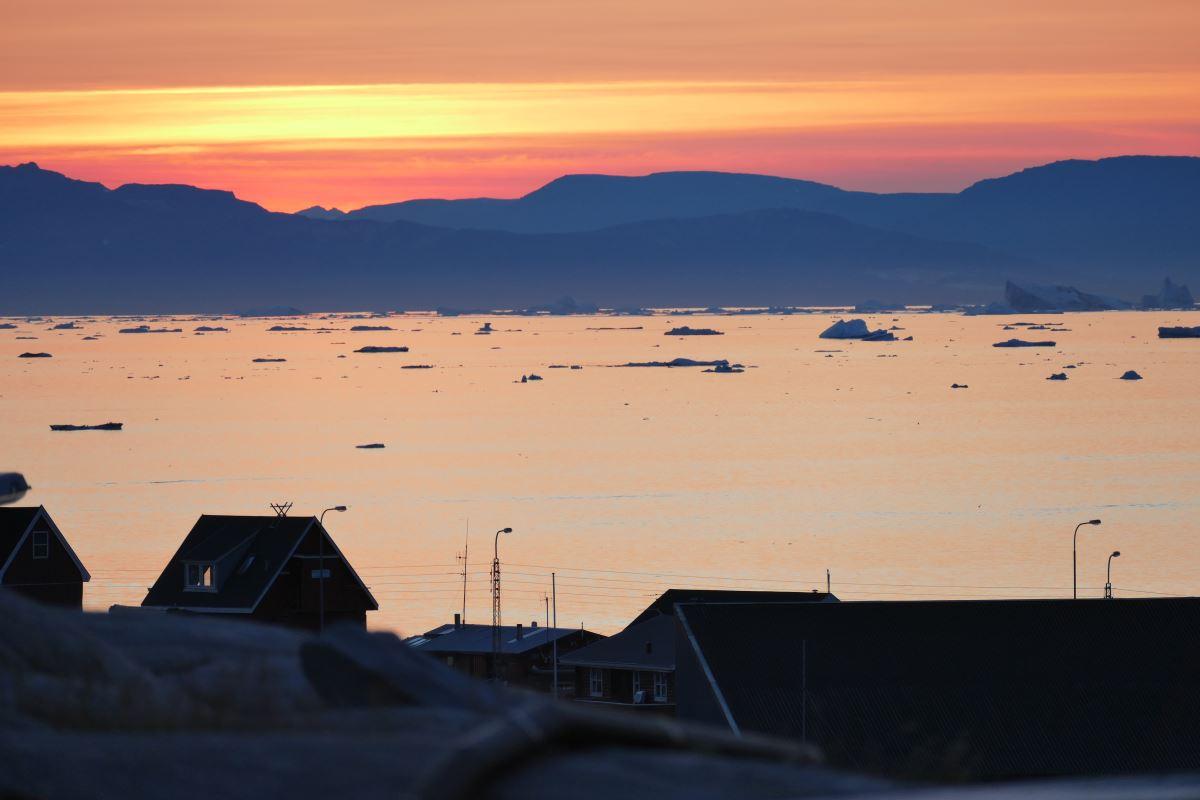 Grönland-Ilulissat-Disko-Bucht