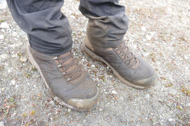 Grönland-Wandern-ACT-Schuhe