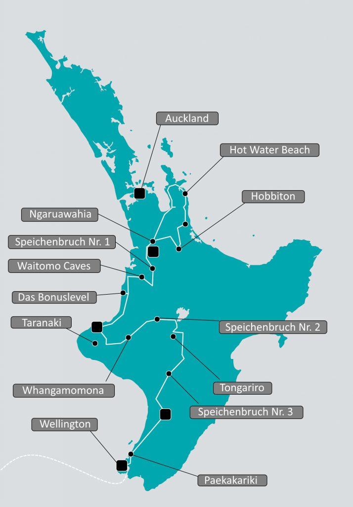 Bonusland-Neuseeland-Fahrrad-Route-Nordinsel